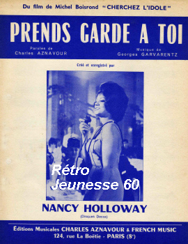Nancy Holloway (Site officiel)
